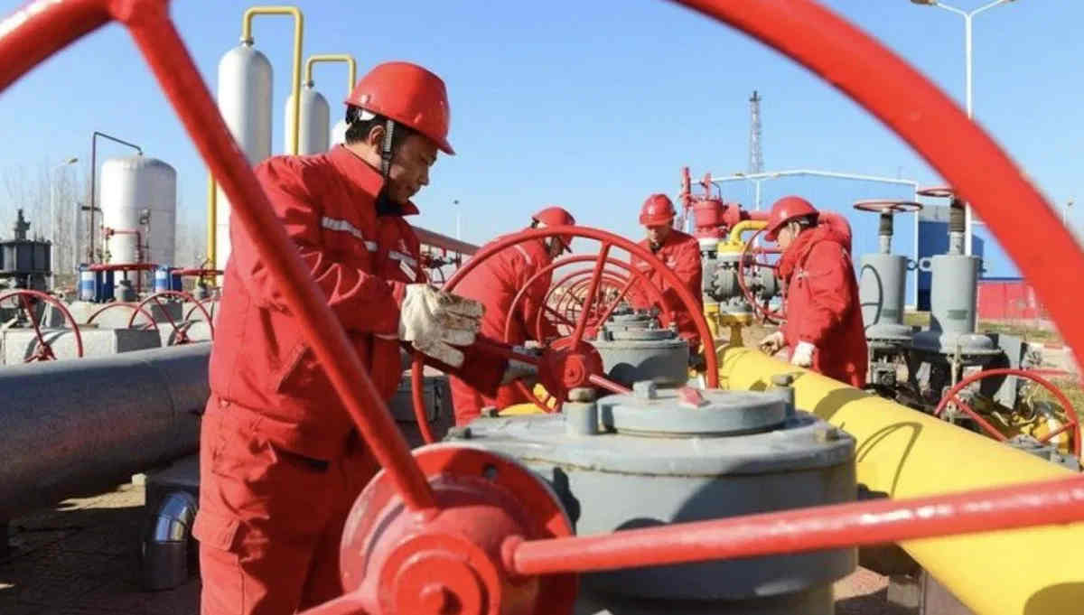 China Lends US Gas Producers a Big Helping Hand