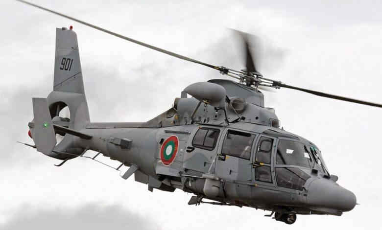 Why AS565 Panther Helicopter is a Good Option for the Indian Navy?