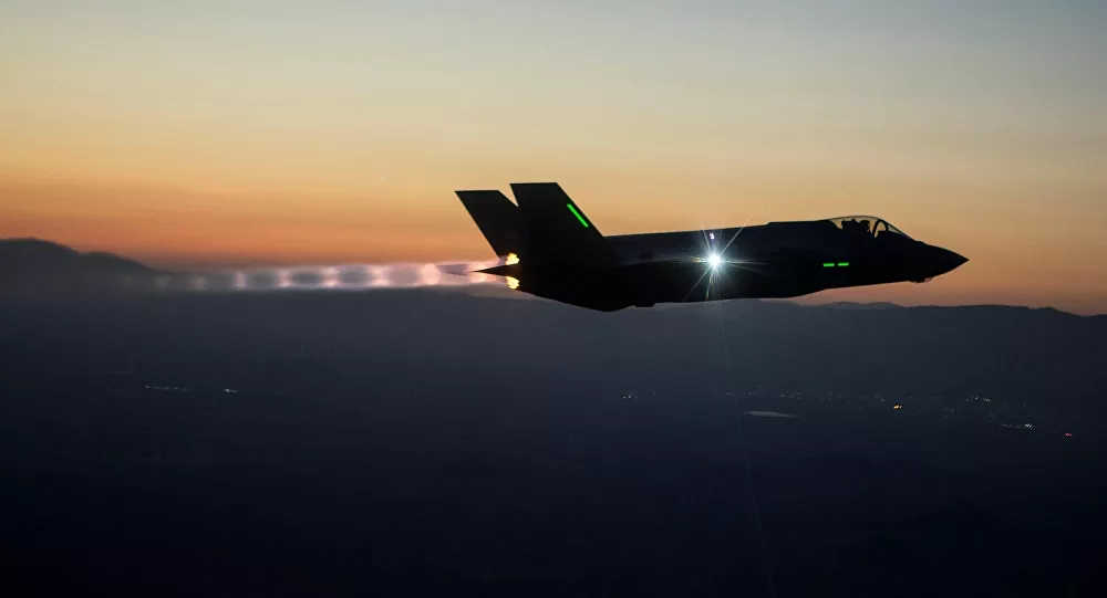 Top Jet or 'Expensive Flying Lemon'? US Media Outlet Suggests F-35 Might Not Be Worth Its Price