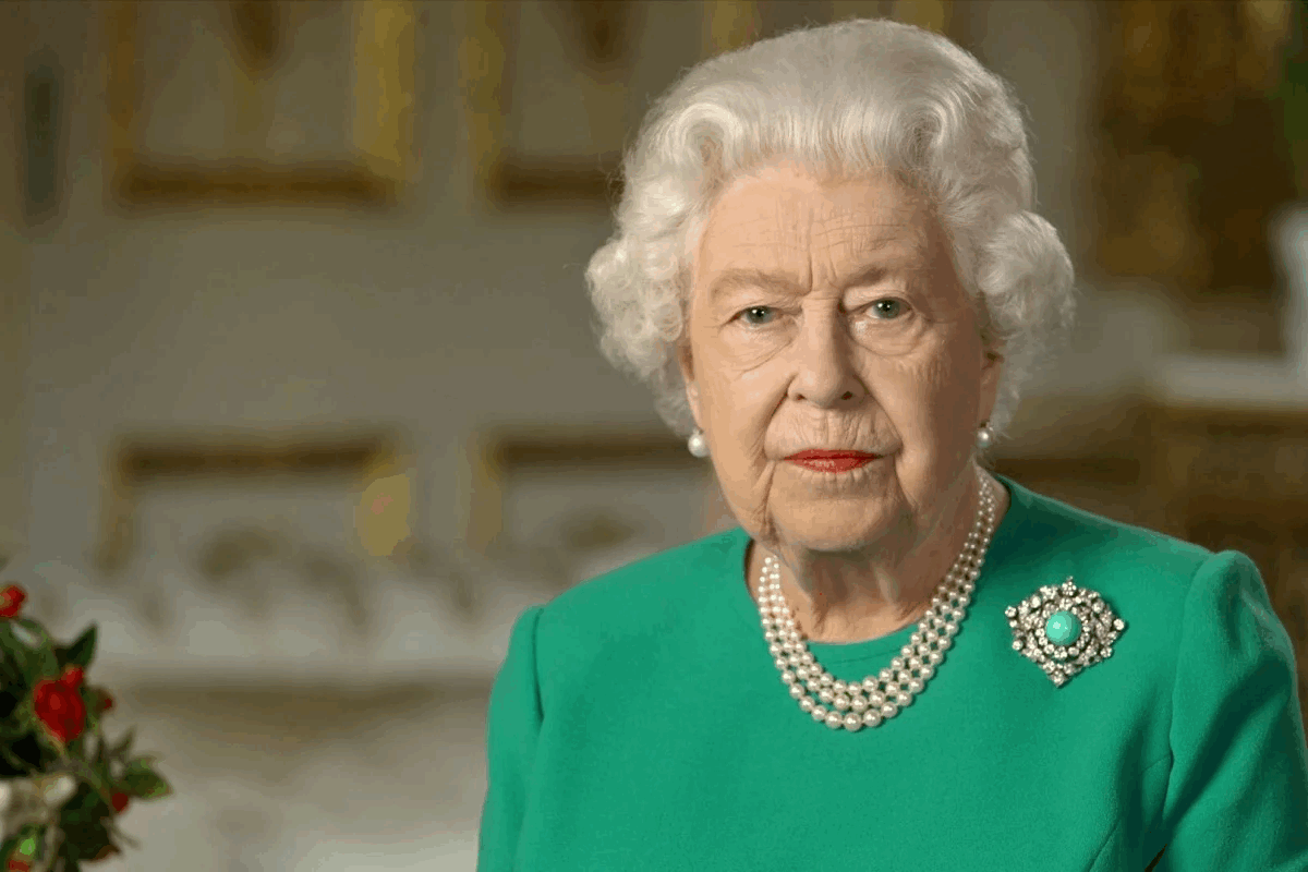 Coronavirus: Queen Elizabeth Invokes World War II Spirit in Rare Broadcast to British Public