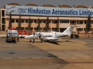 HAL Posts Over Rs 21,100 Crore Turnover in 2019-20