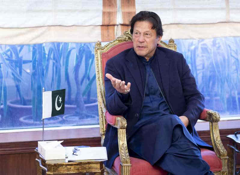 Imran Khan Rushes Back to UNSC Over Kashmir, This Time Over Domicile Law