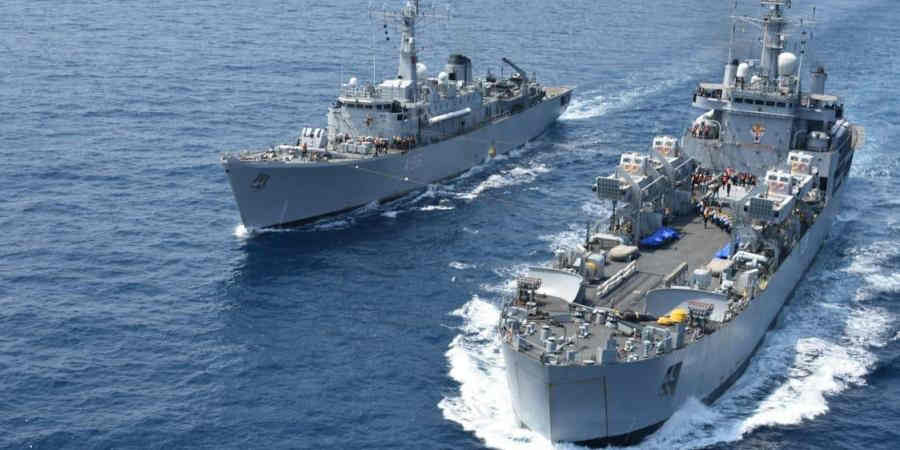 Indian Navy to Treat COVID-19 Cases on Warships as Emergency, Evacuate Patients Rightaway