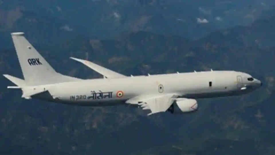 US Clears Sale of Harpoon Missiles, Torpedoes for India's P-8I Aircraft