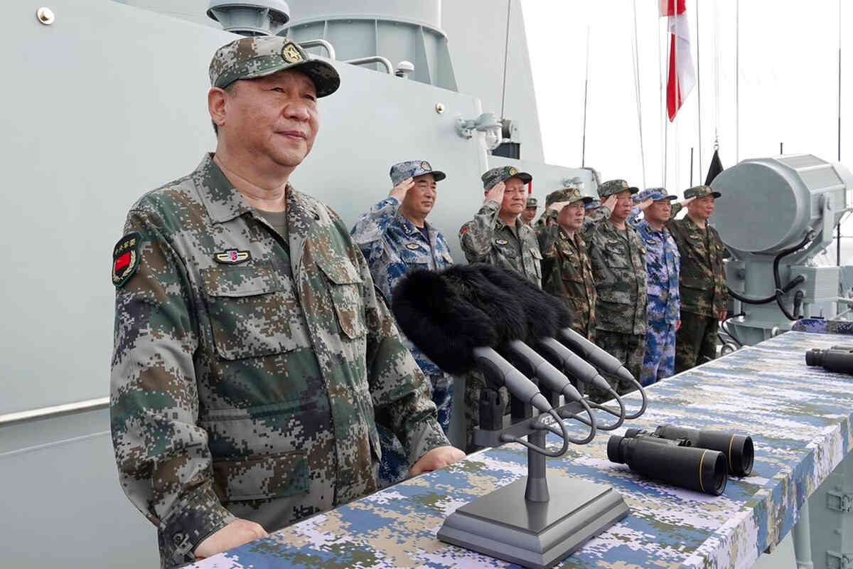 China's Global Logistics Chain Makes Strides, But Projecting Military Power Still a Struggle