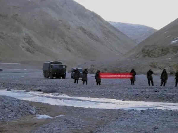 India-China Activate 5 Pacts to Defuse LAC Tensions