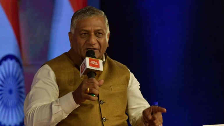 Plan Ready, Army Will Take Action When Time Comes: VK Singh on Gilgit-Baltistan