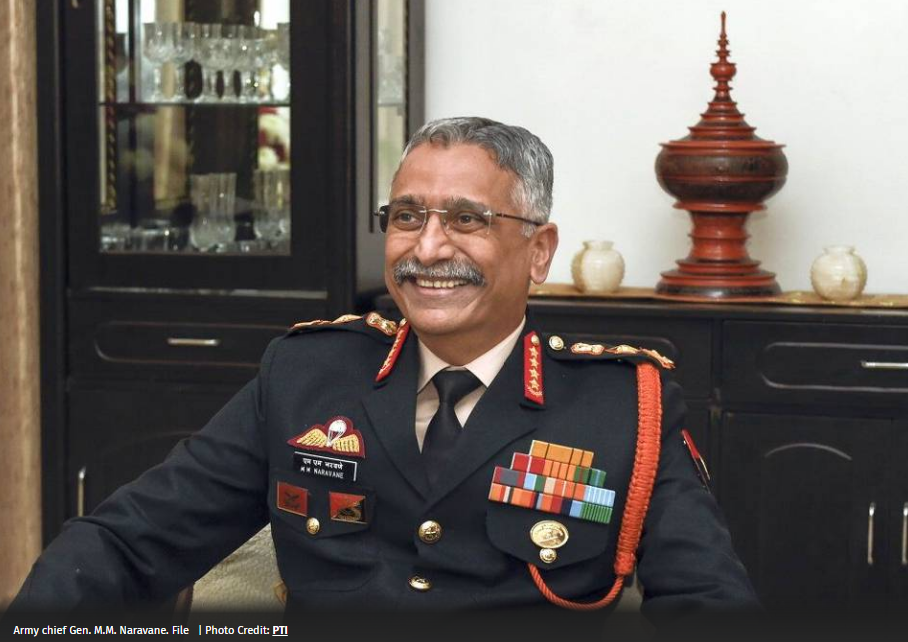 India Needs 'Whole-of-Govt Approach' for 'Strategic Uncertainties': Army Chief