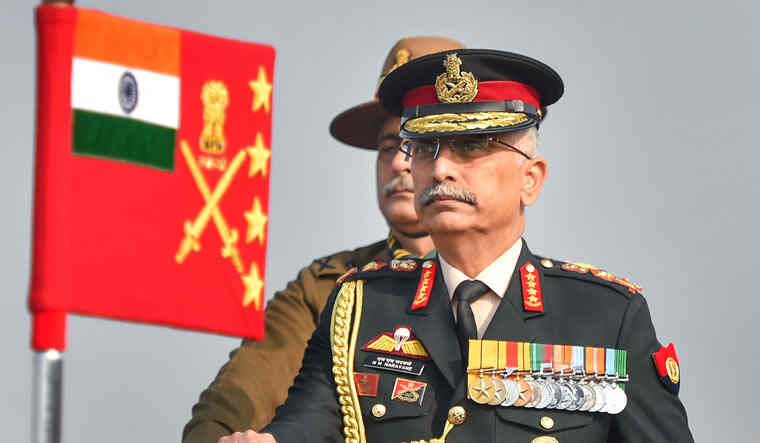 Nepal Objecting to India's Roadwork at 'Someone Else's Behest': Army Chief