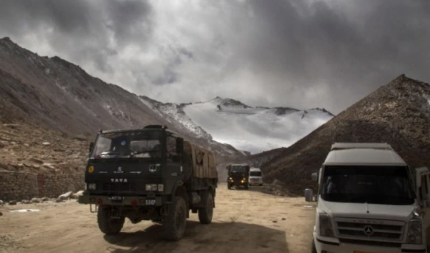 LAC Standoff : Chinese Fighters Flying 30 kms from Eastern Ladakh, India Keeps a Close Eye