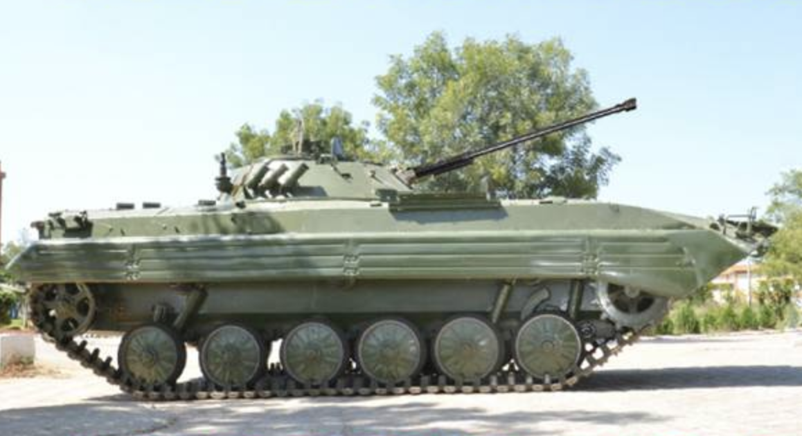 Make in India: BMP 2 Vehicles for the Indian Army to be Made at of Medak
