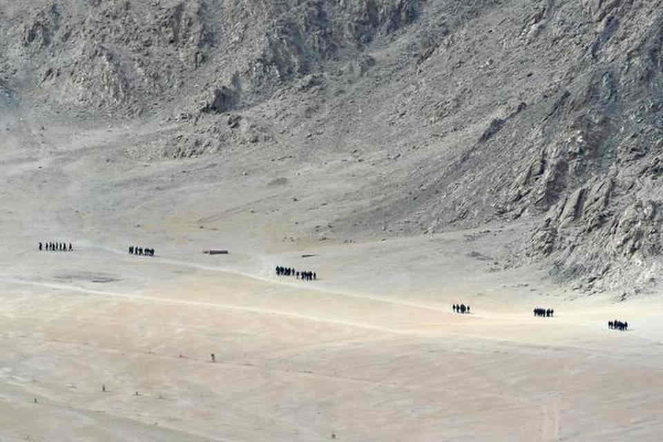 Ladakh Face-off | Chinese Build-up Started in May: MEA