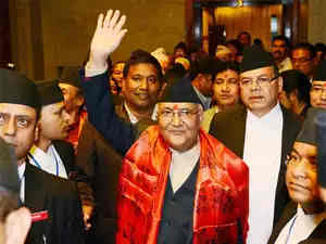 India Evaluating if Oli Government of Nepal Gifted Territory to China