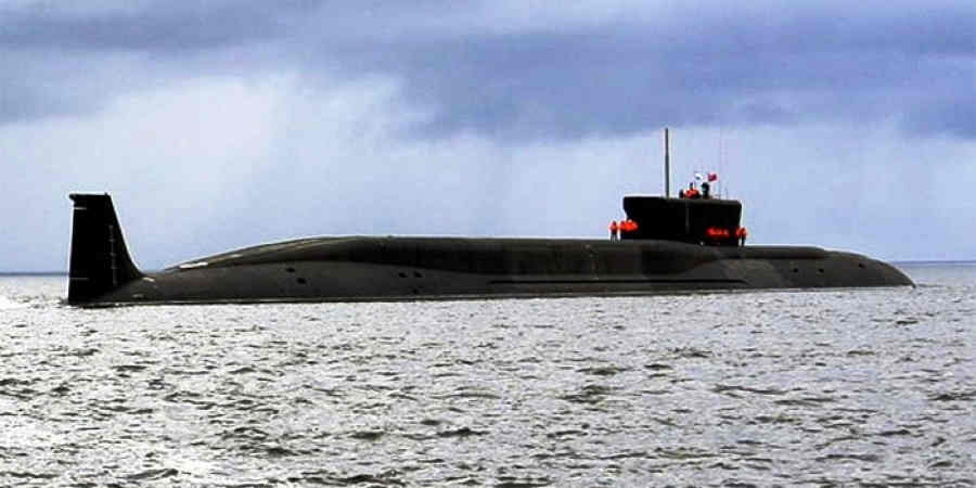 Indian Navy Inducts Indigenously Developed Anti-Torpedo Decoy System 'Maareech'