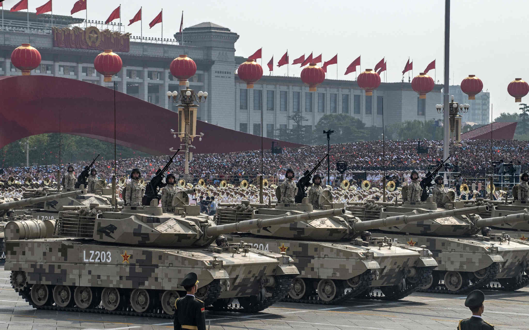 China's Military Provokes Its Neighbors, but the Message Is for the United States