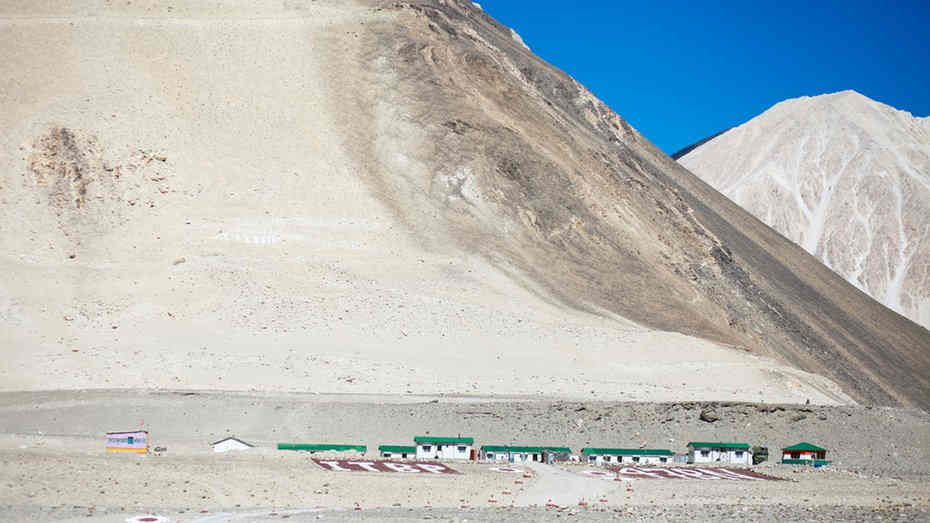 Army Revives Interest in ITBP ommand