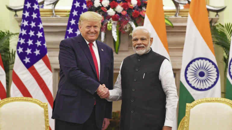 Trump Proposes India's Inclusion in an Expanded G-7