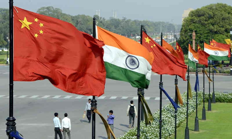 PLA Western Theater Command Urges Indian Army to Stop Provocative Action on Border