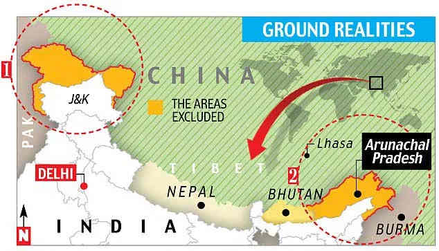 Tibet the Solution for India's Border Strategy