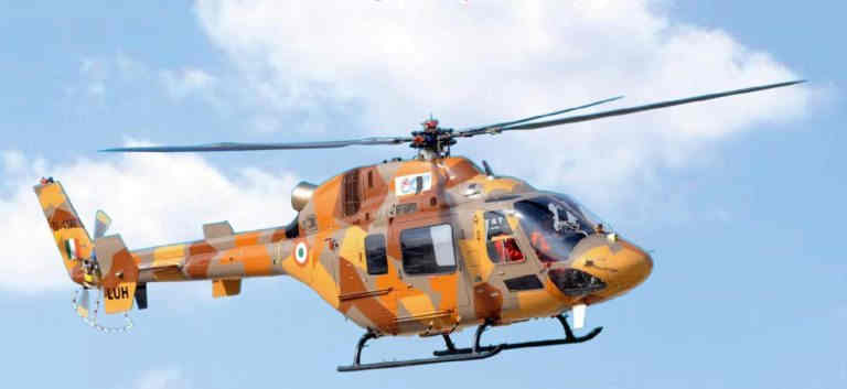 HAL Chairman Provides Updates on Key Helicopter Programs