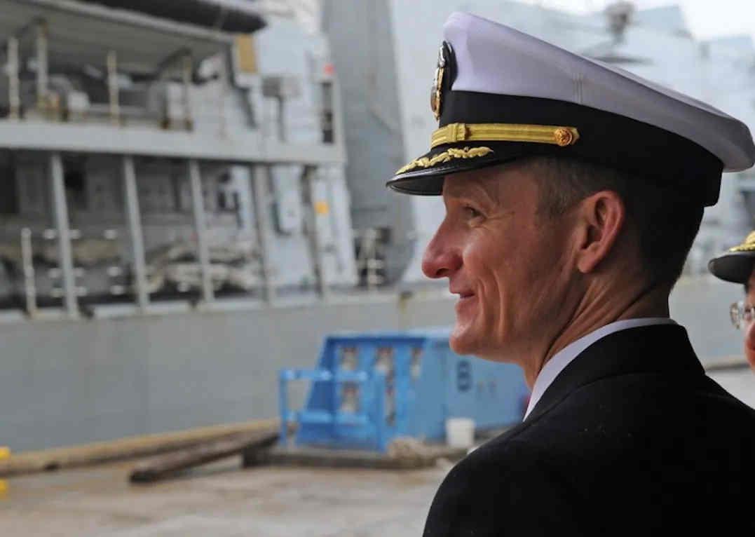 Navy Reverses Course, Backs Firing of Carrier Captain