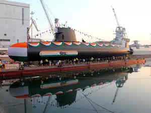 Naval Group in Talks with Both MDL and L&T for Submarine Project, Says Exclusivity Needed