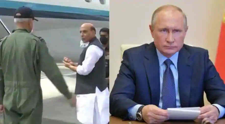Rajnath Singh's Visit to Russia: Defence Minister to Urge Moscow to Rush Delivery of S-400 System