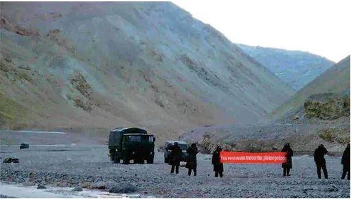 India-China border talks: Beijing says achieved progress in troop disengagement