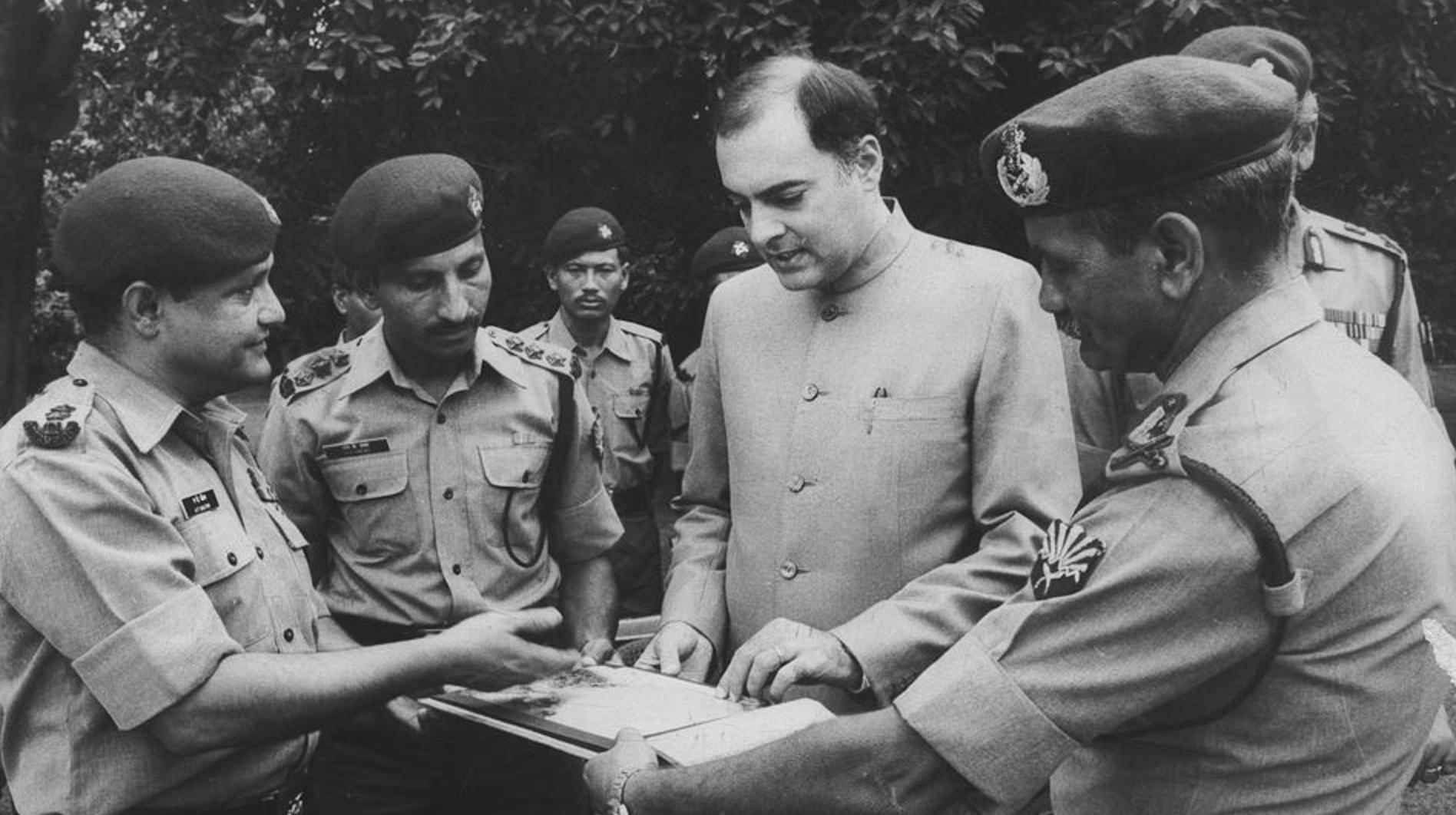 Lessons IPKF Debacle Sri Lanka:A Foray without Hope