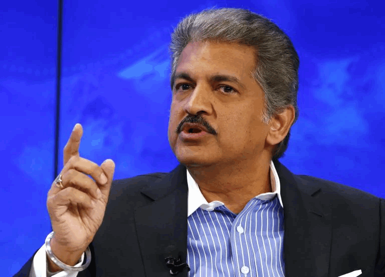 Anand Mahindra Says Challenge Accepted After Chinese Editor's Dig at Indian Goods