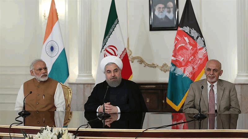 Iran Denies 'Dropping' India from key Railway Project