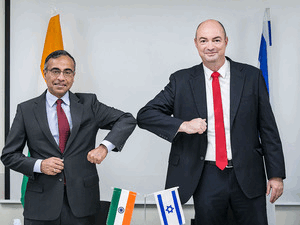 India and Israel Sign Agreement to Expand Collaboration in Dealing with Cyber Threats