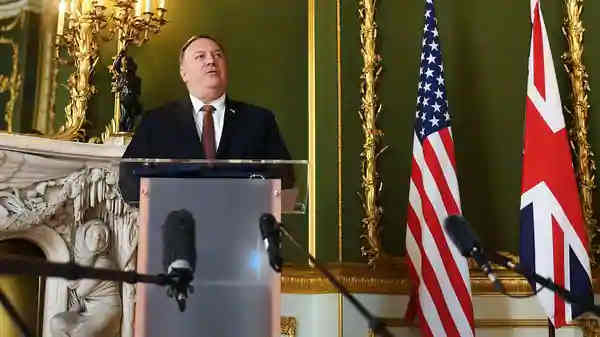 China Using Crisis to Bully Neighbours, Militarise South China Sea: Pompeo