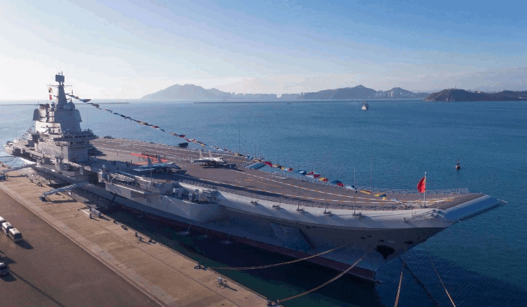 China Ramps Up Construction of 3rd, 4th Aircraft carriers: Report