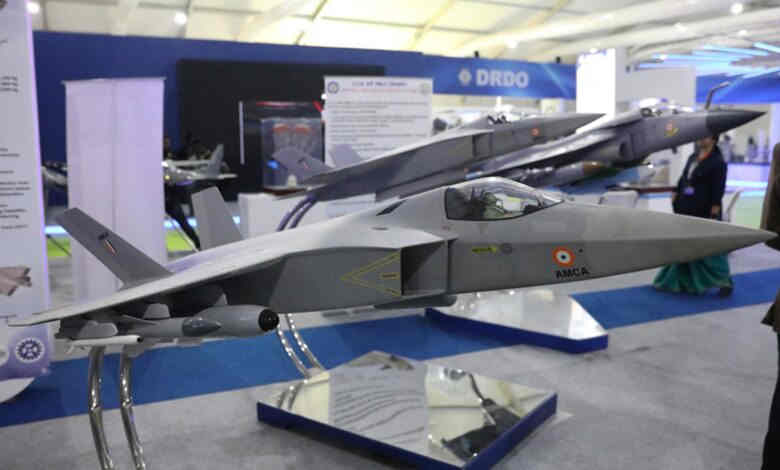 India Accelerates AMCA Fighter Development