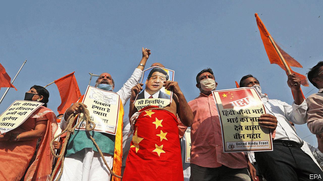 India has Few Good Ways to Punish China for its Himalayan Land-Grab