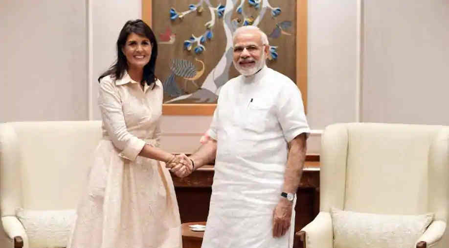 Trump Sees China as a Threat and Ties Between US-India Strengthened, Says Nikki Haley
