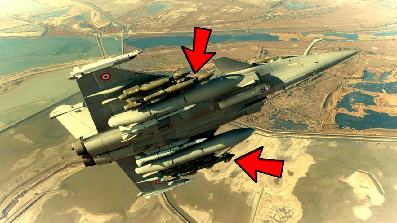 Here's Why The IAF Has Chosen The Hammer for its Rafale