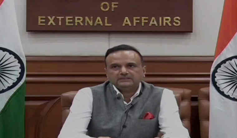 Expect Sincerity from China on De-Escalation and Disengagement: MEA