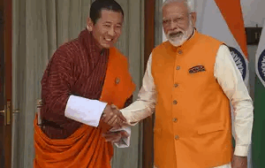 Bhutan Issues Demarche to China Over Its Bid to Create Border Trouble