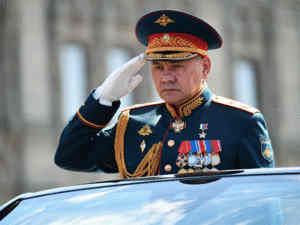 Russian Defence Minister Sergei Shoigu Could Visit India Later this Year: Indian Envoy