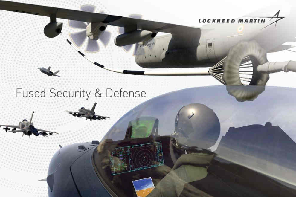 Lockheed Martin Deepens Ties with Indian Defence Supply Chain