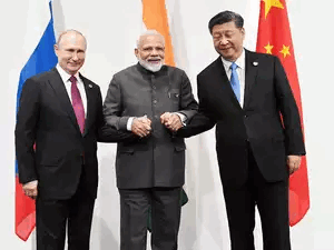 How Russia's 'Quiet Diplomacy' Helped in Reducing Tensions Between India and China