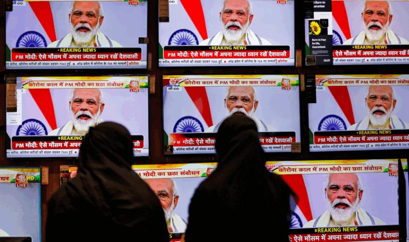 PM Modi Strikes a Deadly Blow to China's Tech Ambitions