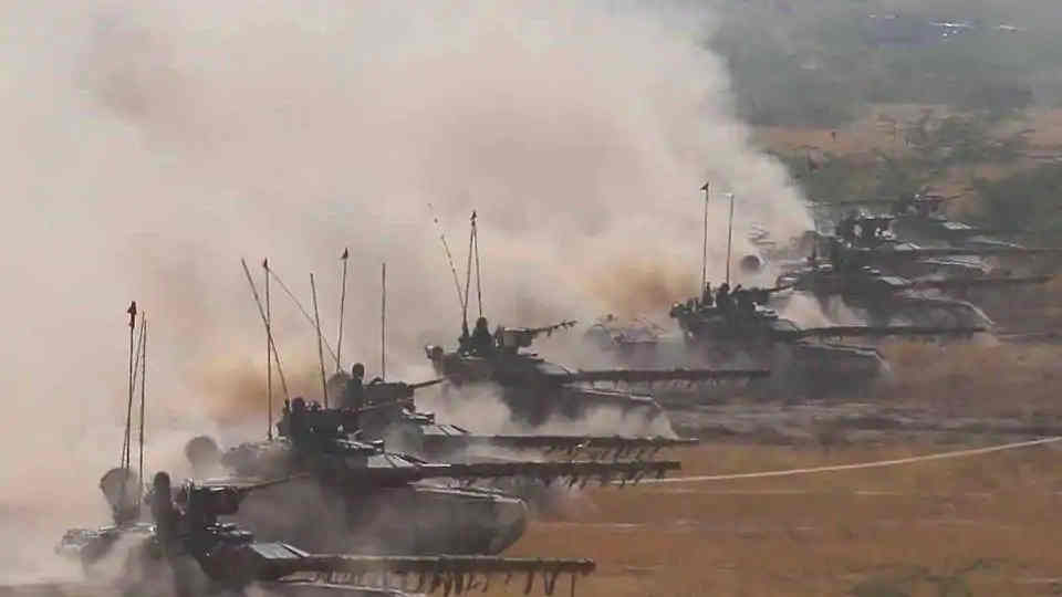 In China's Troop Movements in Ladakh's Depth Areas, a Hint About Its Real Plan
