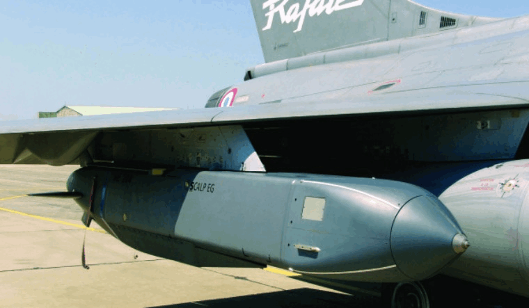 Israeli Smart Bombs, French Stealth Cruise Missiles to Boost IAF Strike Prowess