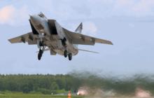 Russian MiG-31BM Heavy Interceptors to Monitor Pacific Ocean