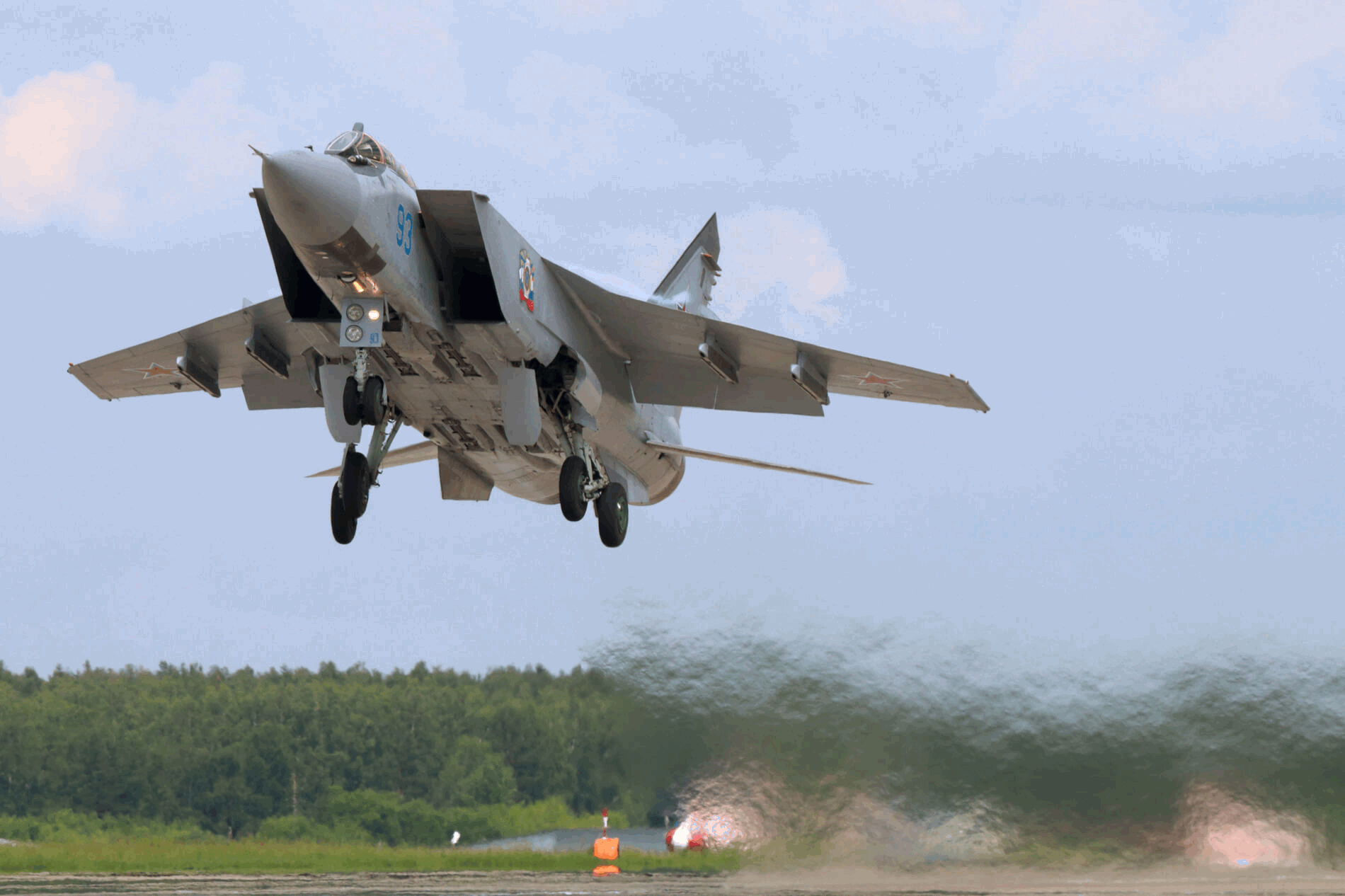 Russian MiG-31BM Heavy Interceptors to Monitor Pacific Ocean