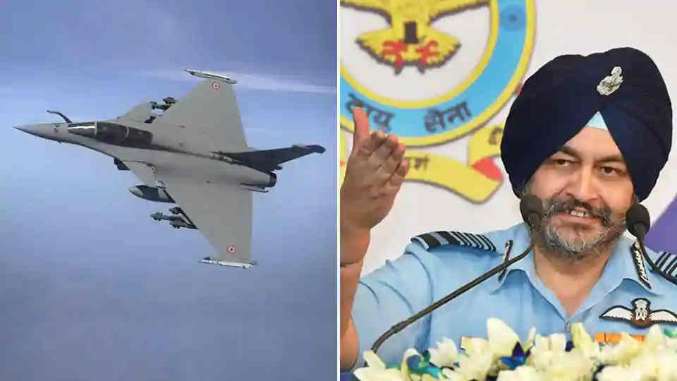 Rafale is a Game Changer, Chinese J 20 does not Even Come Close, Says Former Air Chief Dhanoa