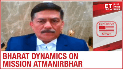 Will be Atmanirbhar in Missile Systems in 4 Years: Bharat Dynamics